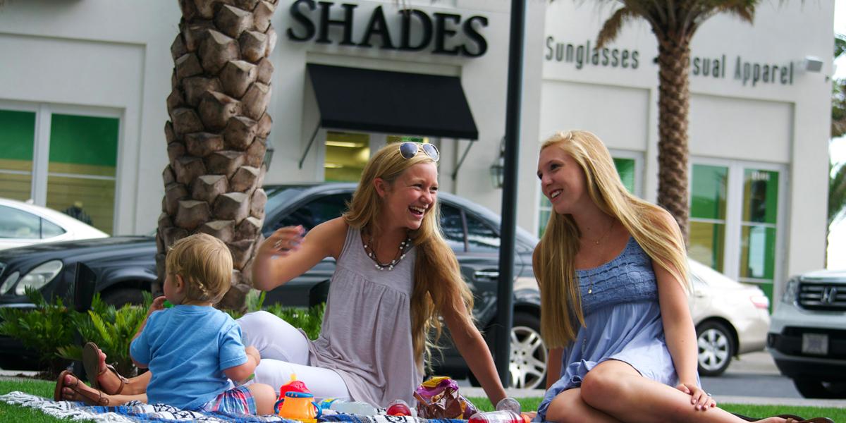 Shopping Centers Near Rosemary Beach, Florida