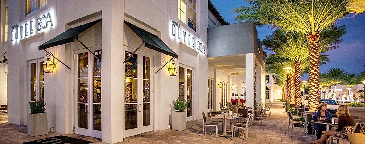 Village Center Alys Beach FLA
