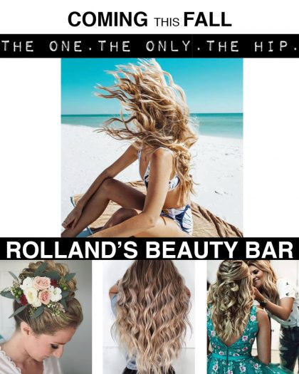 Rolland's Beauty Bar