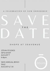 Celebration of New Ownership at Otium @ Otium Studios