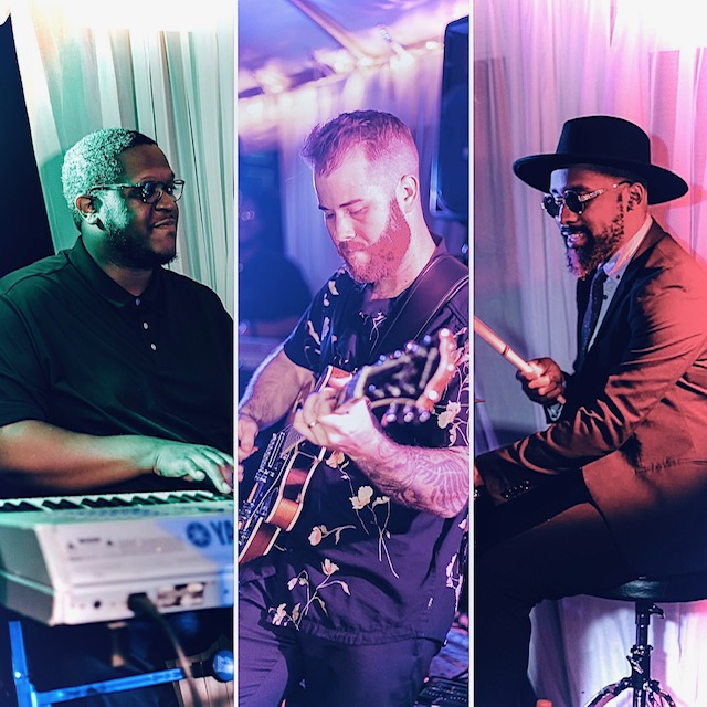 Live Music with PJ Muller Trio