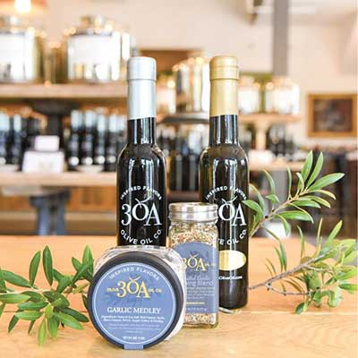 30A Olive Oil