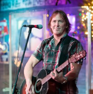 Live Music With Kevin Jacobs